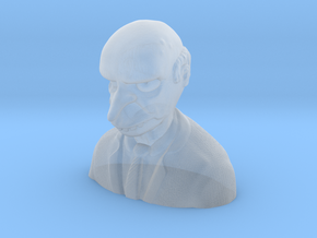 Creepy Mr. Burns (Suit Ver. 30mm) in Smooth Fine Detail Plastic