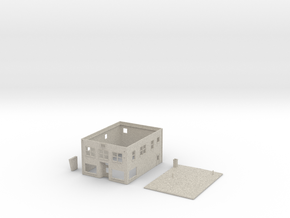 N-Scale Hobby Smith Exterior in Natural Sandstone