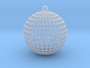 Planet Voronoi in Smooth Fine Detail Plastic