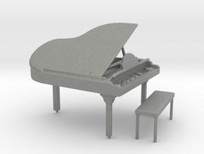 S Scale Grand Piano in Gray PA12