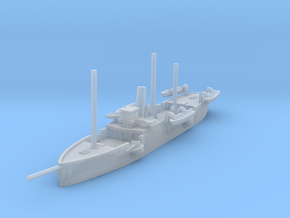1/1250 Velasco Class Cruiser (Spanish Made) in Smooth Fine Detail Plastic