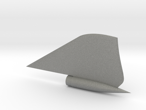 Trident (K-33) Fin Unit For BT-5 in Gray PA12