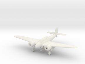 1/100 (15mm) Kawasaki Ki-45 in White Natural Versatile Plastic