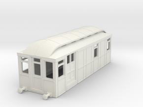 b87-district-railway-electric-loco in White Natural Versatile Plastic