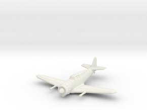 1/144 Bloch MB.152 in White Natural Versatile Plastic