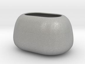 Modern Miniature 1:24 Vase  in Aluminum: 1:24