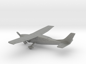 Cessna 207 Skywagon in Gray PA12: 1:144