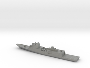Fincantieri FFG(X) Wargaming in Gray PA12: 1:1800