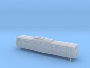 LNER EM1 Tommy TT  1:101.5 in Smooth Fine Detail Plastic