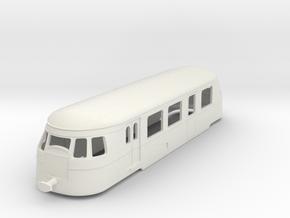 bl87-billard-a80d-railcar in White Natural Versatile Plastic