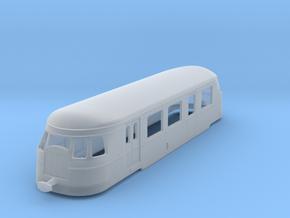 bl160fs-billard-a80d-railcar in Smooth Fine Detail Plastic