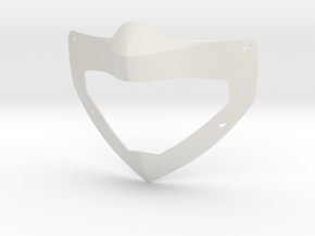 Sub mask in White Natural Versatile Plastic