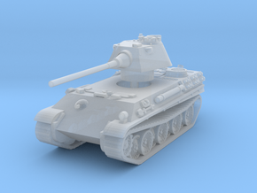 Panther F 1/220 in Smooth Fine Detail Plastic