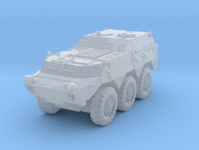 Type82 CCV JGSDF 6x6 in Smoothest Fine Detail Plastic: 1:160 - N