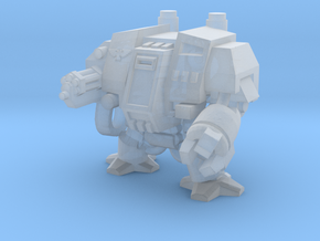 Dreadnought Epic infantry miniature 6mm scale mech in Smooth Fine Detail Plastic