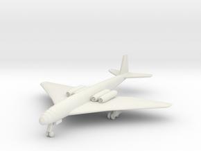 1/285 (6mm) Arado E.555-II in White Natural Versatile Plastic