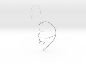 the crescent human in Aluminum