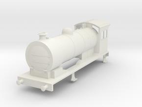 b32-lner-j27-loco-57a-superheat in White Natural Versatile Plastic