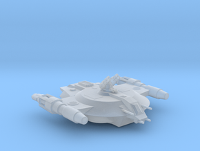 Lancer class Pursuit Craft in Smooth Fine Detail Plastic