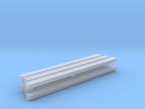 1:87 catwalks for Cat 315C pack of two. in Smooth Fine Detail Plastic