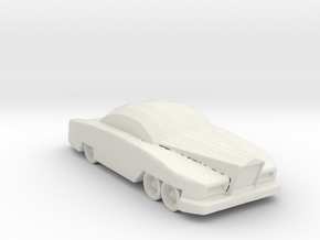 FAB 1 V1 1:160 Scale in White Natural Versatile Plastic