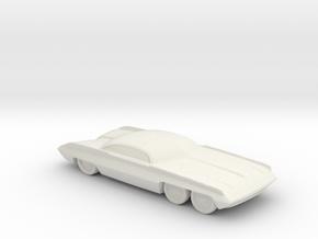FAB 1 V3 1:160 Scale in White Natural Versatile Plastic