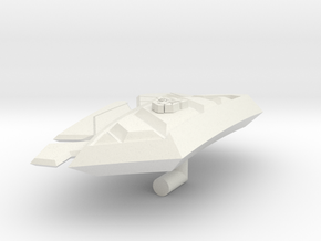 Shield for transformers in White Natural Versatile Plastic