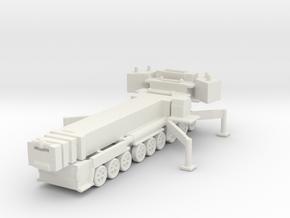 Liebherr LTM 1750-9.1 (deployed) 1/400 in White Natural Versatile Plastic