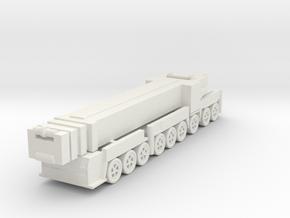 Liebherr LTM 1750-9.1 1/220 in White Natural Versatile Plastic