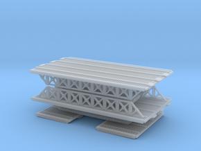 Pontoon Bridge Value Pack in Smooth Fine Detail Plastic