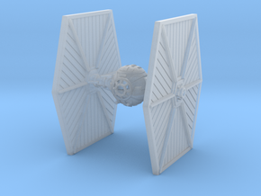 1/350 Tie Fighter in Smooth Fine Detail Plastic