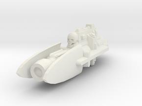 Aotrs206 Havoc Orbital Bombardment in White Natural Versatile Plastic