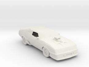 Interceptor V2 Mad Max in White Natural Versatile Plastic