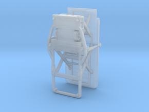 TrepelChamp70 9.5mm deck@1/400 in Smoothest Fine Detail Plastic: 1:200