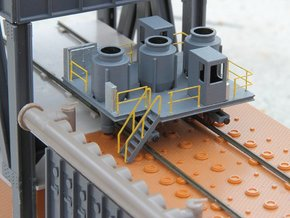 N scale coke larry car in Frosted Ultra Detail
