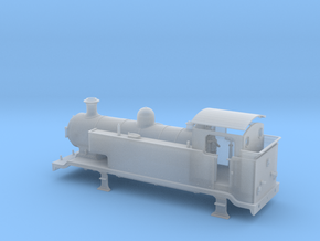 S Scale - LB&SCR E2  - EXTENDED TANKS - Body (FUD) in Smooth Fine Detail Plastic