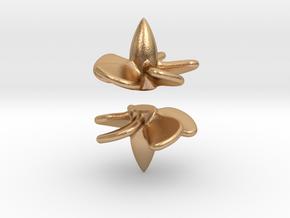Propeller 11mm (RH + LH) in Natural Bronze