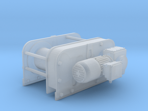 1/64 Patterson Facing Winch in Smooth Fine Detail Plastic