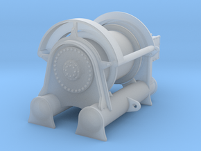 Tugger winch Bokalift 1 - 1:87  in Smooth Fine Detail Plastic