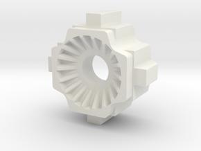 Differential Locker for Team Associated B6.1/B6.1D in White Natural Versatile Plastic