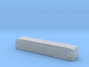 Scala N - FS E632-E633 prima serie in Smooth Fine Detail Plastic