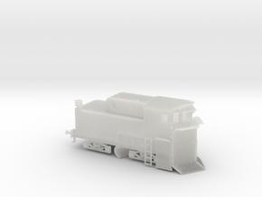 "Spur TT Modell Klima Schneepflug Bauart ""Linz"" in Frosted Ultra Detail"