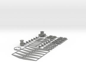 KITE FLYER  - Full Kit in Gray PA12
