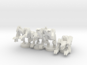Ares Imperial Hunting Hounds 15mm in White Natural Versatile Plastic