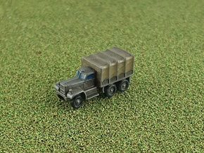 US Diamond T 968A Prime Mover / Truck 1/285 in Smooth Fine Detail Plastic