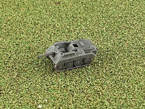 Alecto SPG Set of 4 1/285 6mm in Smooth Fine Detail Plastic