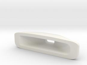 Anglo-Saxon Pommel from White Waltham in White Natural Versatile Plastic