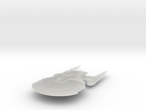 Troop Class Destroyer in Frosted Ultra Detail