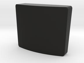 Spiegel Weitwinkel rechts für Fendt 1050 von Brude in Black Natural Versatile Plastic