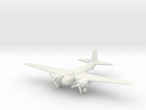 1/285 Tachikawa Ki-74 in White Natural Versatile Plastic